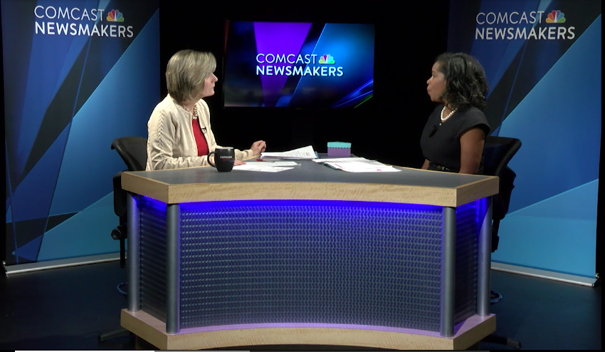 Empowering Girls of Color | Comcast Newsmakers